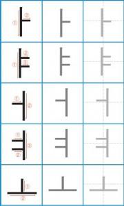 Cách viết chữ Hàn