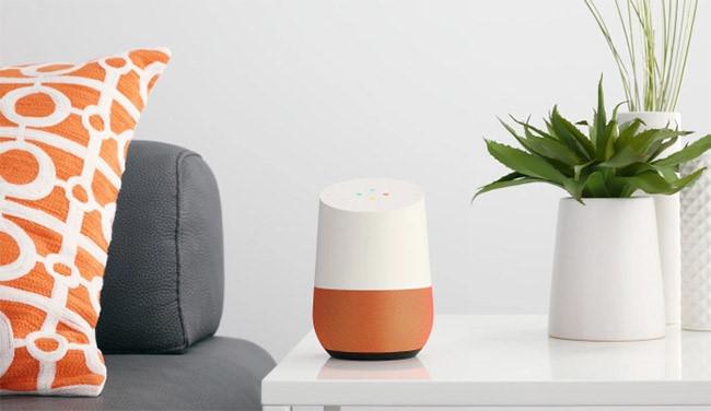Google Home tốt gấp 6 lần Amazon Echo