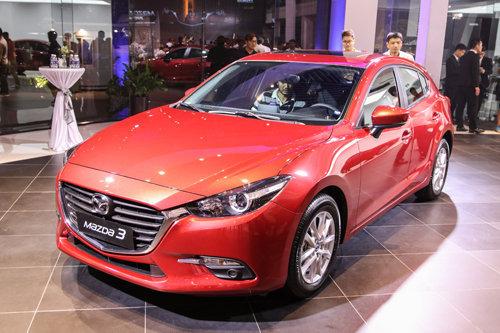 Những ôtô mới ra mắt trong cuộc đua giảm giá tại Việt Nam