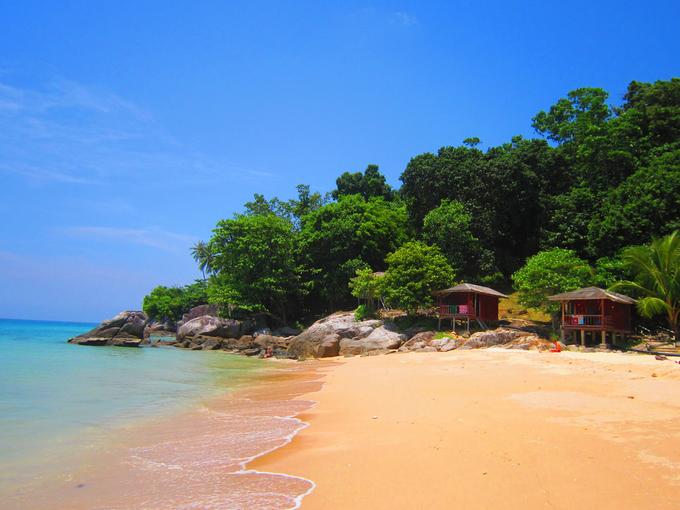 Top 5 bãi biển đẹp nhất thế giới