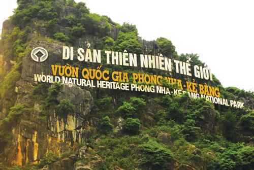 du lịch quảng bình vườn quốc gia phong nha