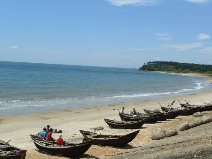 Top 5 những điểm du lịch đẹp nhất Nam Định biển thịnh lonh