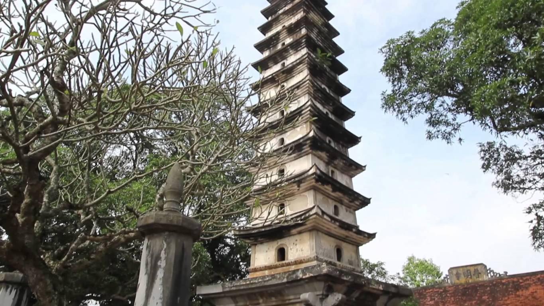 Top 5 những điểm du lịch đẹp nhất Nam Định chùa phổ minh