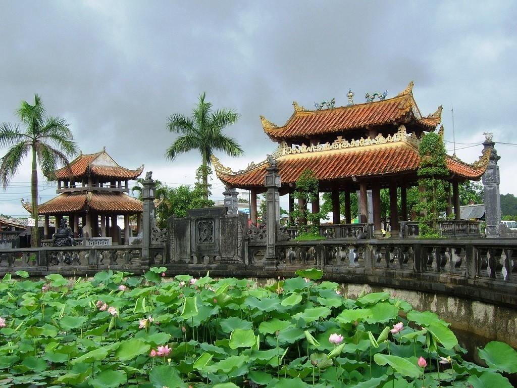 Top 5 những điểm du lịch đẹp nhất Nam Định cồn lu cồn ngạn