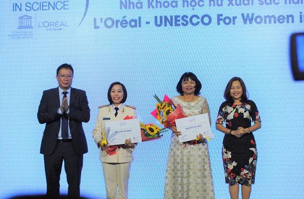 5 nhà khoa học nữ xuất sắc Việt Nam năm 2016