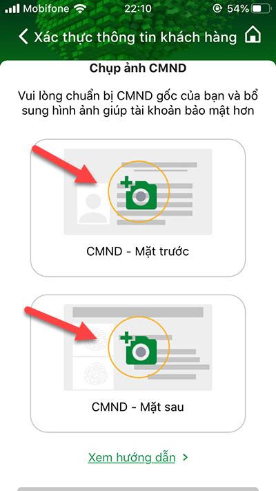 đăng ký internet banking online OCB