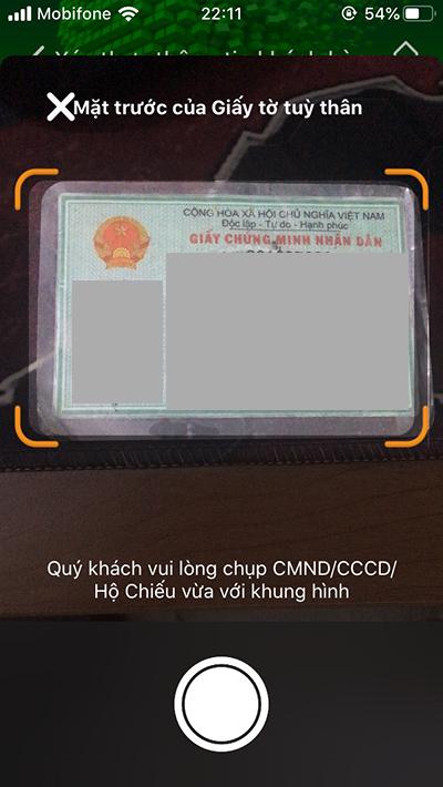 cách lập tài khoản ngân hàng OCB OMNI