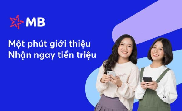 đăng ký tài khoản ngân hàng MB Bank online qua app điện thoại