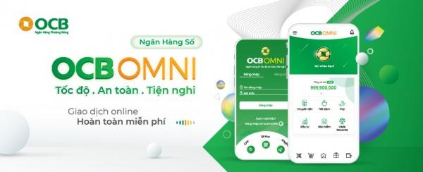 tạo tài khoản OCB OMNI